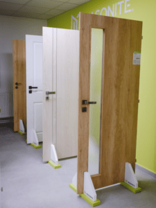 Byty Vysočina - dveře